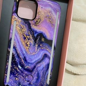 iPhone 11 Pro/ Xs / X LUMEE INSTAFAME LIGHTED CASE